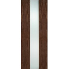 Walnut Zaragoza Full Frosted Glazed Door