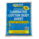Everbuild Laminated Cotton Dustsheet 12ft x 9ft