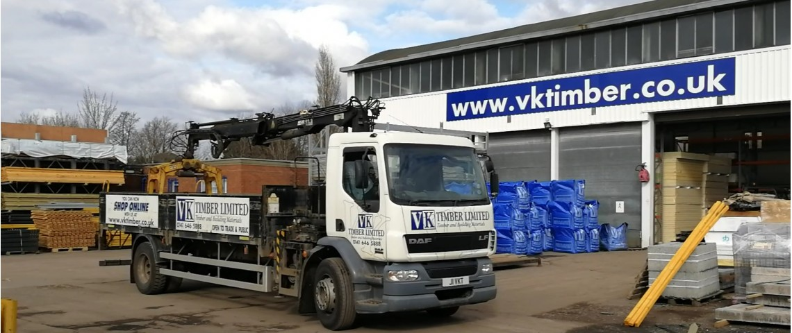Vk Timber And Building Materials