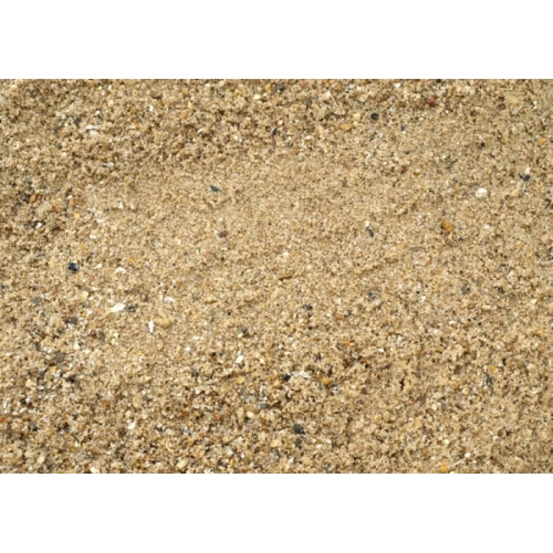 Washed Concrete Sand Bulk Bag