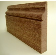 Dark hardwood 15x95mm ogee skirting for Hardwood skirting