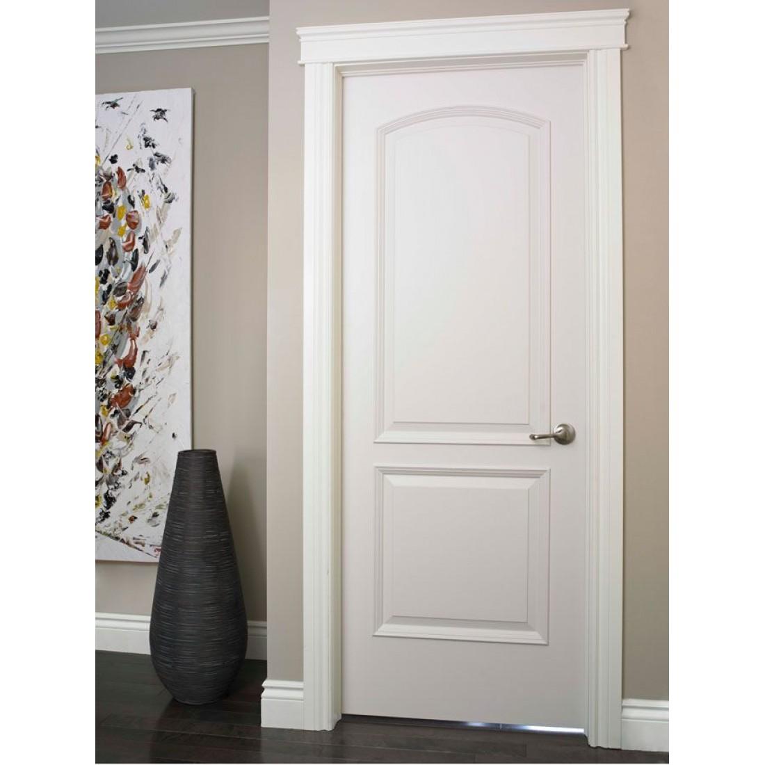Composite Classical 2 Panel Door